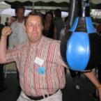 Boxautomat Punchingball Mieten