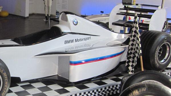 F1 Simulatoren mieten