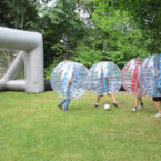 Bodyzorbs in Action mieten