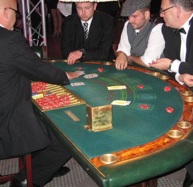 Casino Eintrittsalter