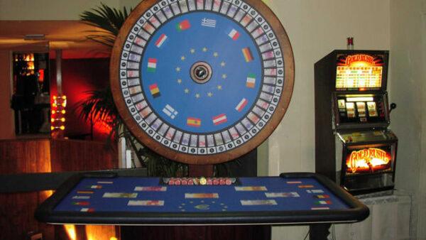 Casinotische mieten