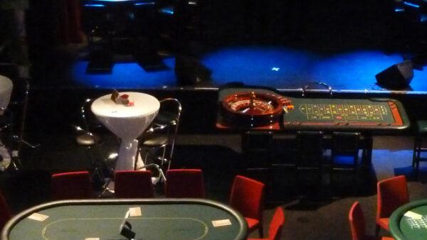 Casino-Spieltische mieten