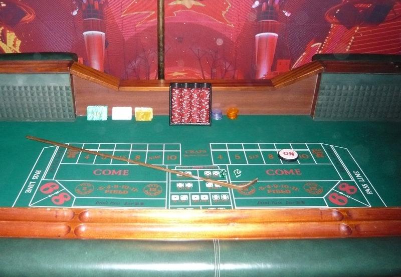 Gambling in woodbridge nj