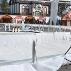 Eisbahn Deko mieten