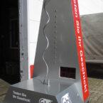 Gewinnspiel 'Drehspirale' mit Branding