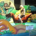 Dino-Rodeo-mieten