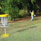 Frisbee-Golf mieten