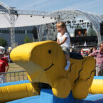 Enren Kinder Rodeo