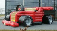 Formel 1 Hüpfburg
