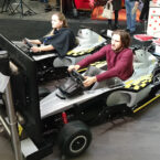 Formel 1 Simulator Mini mieten