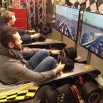 Formel 1 Simulator zweifach mieten