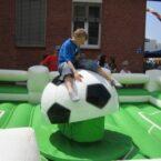 Fussball Rodeo leihen