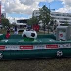 Soccer Rodeo mit Branding Mieten