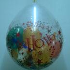Geschenk In Ballon Verpacken