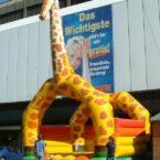 Giraffenhuepfburg Mieten