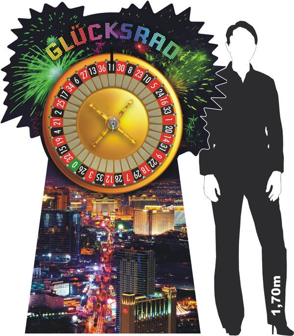 glücksrad casino
