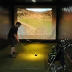 Golfabschlag-Simulator-mieten