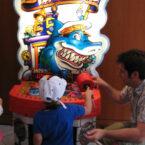 Hammerhead Reaktionsspiel für Kinder mieten
