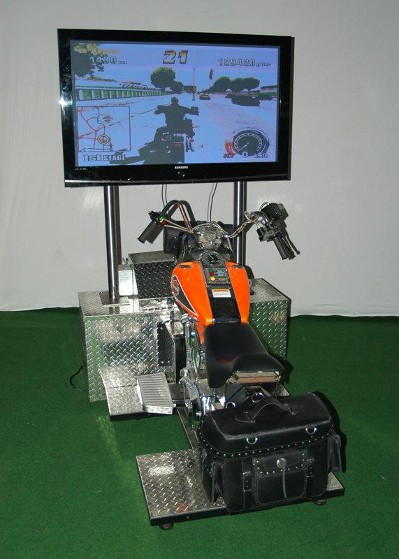 harley davidson simulator mieten motorrad simulatoren. Black Bedroom Furniture Sets. Home Design Ideas