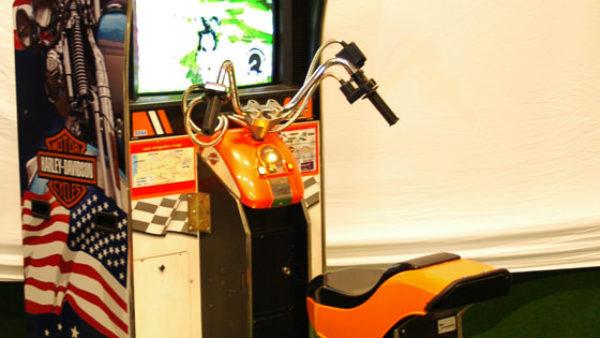 Harley-Arcade-Verleih