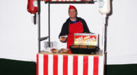 Hot Dog Stand Verleih