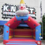 Huepfburg Clown Verleih