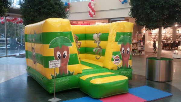 Mini-Hüpfburg für Kinder mieten