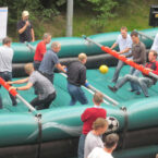 Human Table Soccer - Menschenkicker XXL für Sport Events