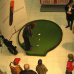 Indoor Golf Putting Green Verleih