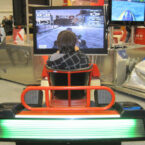 Kart Renn Simulator mieten