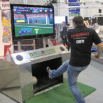 Kick It Arcade mieten