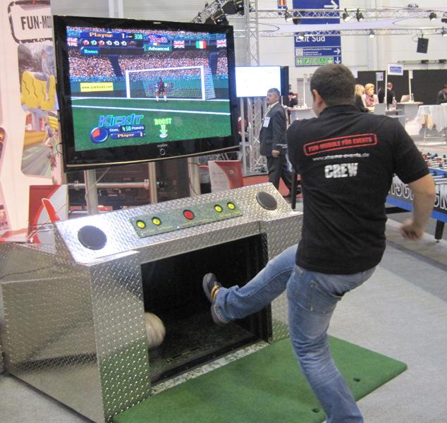 Kick It Arcade mieten