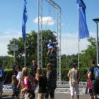 Kisten Kletterturm - Climbing Sport und Kletterevents mieten