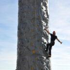 Kletterwand mieten