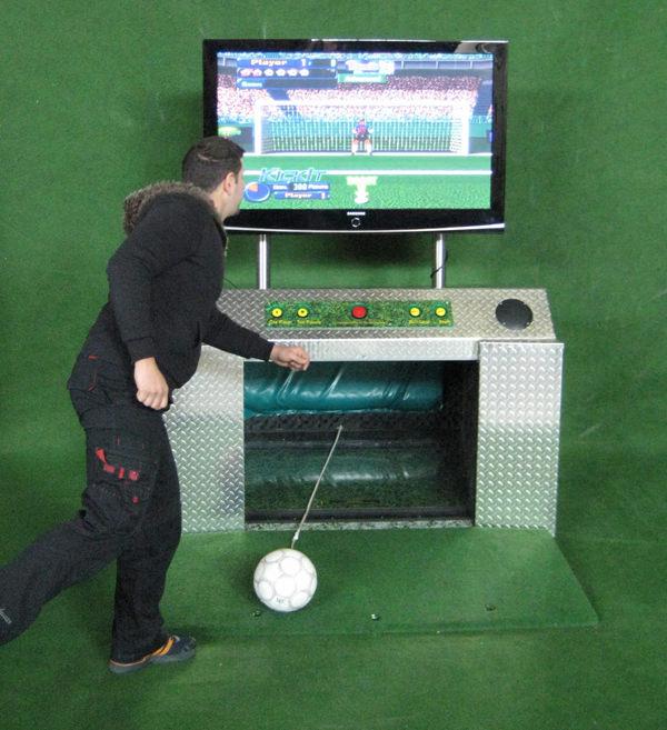 fussball simulator