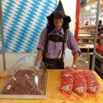 Lebkuchenherzen fürs Oktoberfest