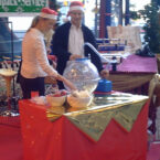 Luftballons Geschenk Befuellen