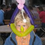 Luftino Ballonmodelage Verleih