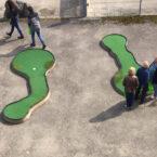 Golf Parcours mieten