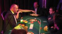 Mobiles Casino - Pokertisch mit Croupier mieten