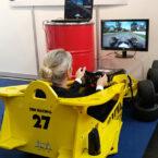 Rennsitz Formel 1 mieten