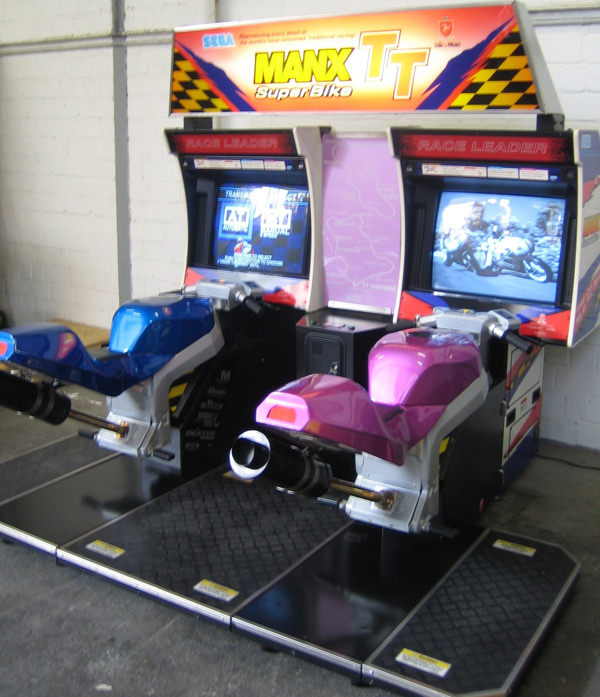 Motorrad Simulator