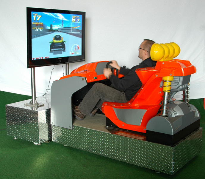 Offroad Simulator