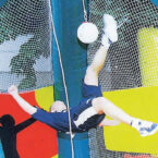 Overhead kick mieten
