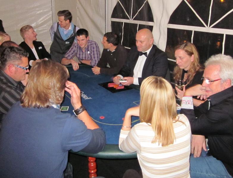 poker croupier mieten