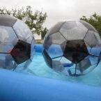 powerball water zorbing mieten