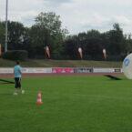Powerball Zorb mieten - Zorbball Hindernislauf