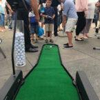 Golfsimulator mieten