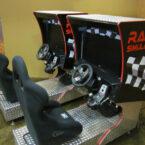 Renn-Simulator mieten