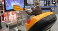 Rafting Simulator